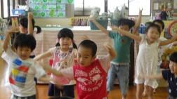 「アブラハムの子」を踊りました②