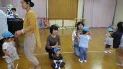 パピー 親子ダンス練習②