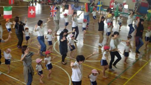 親子ダンス①