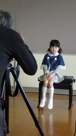 修了記念写真撮影④