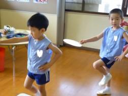 盆踊りの練習②