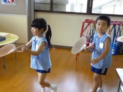盆踊りの練習③